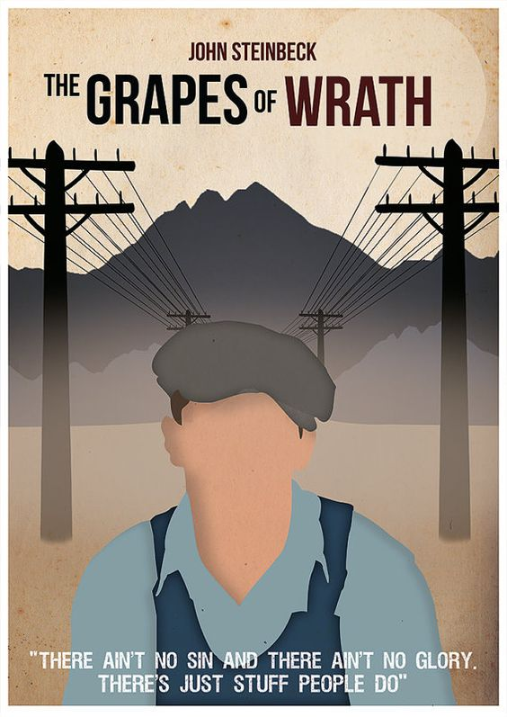 Impacts of the Great Depression based on The Grapes of Wrath movie?