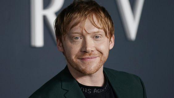 Rupert Grint Wird Vater Rupert Grint Ron Weasley Harry Potter Films