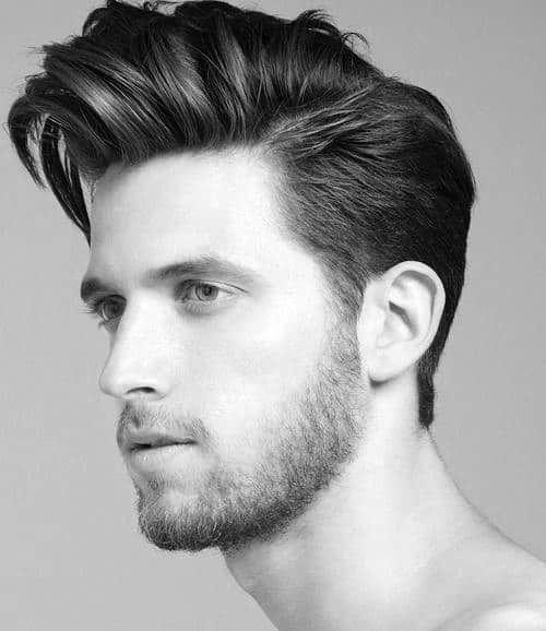 Men S Fades Men S Pompadour Wedding Hairstyles Hair Trends 2015 Combover Modern Haircuts Medium Long Wed In 2020 Mens Hairstyles Short Wavy Hair Men Medium Hair Styles
