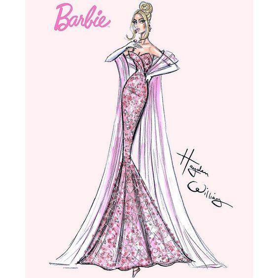 'Birthday Bash Barbie' by Hayden Williams #BarbieBirthdayBash