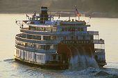 Steamboat/Mississippi River
