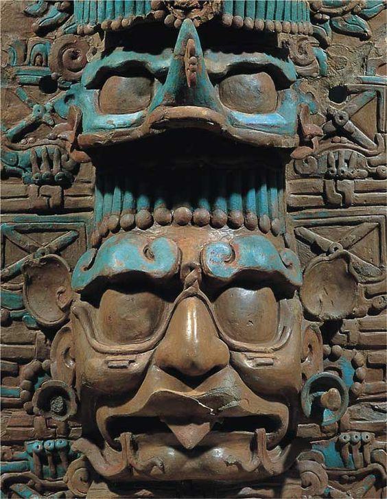Zona Arqueológica de Palenque, Chiapas, México