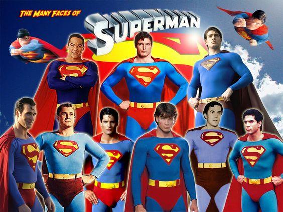 wonder woman through the years   Imágenes de Superman