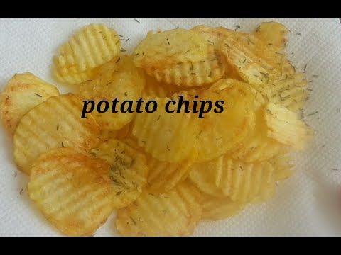 Cara Mudah Membuat Keripik Kentang Renyah Ala Citato How To Make Potato Chips Youtube Keripik Kentang Keripik Kentang