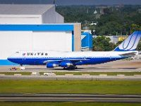 N181UA United Airlines Boeing 747-422 - cn 25278 / 881