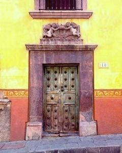 Angels and Door ; San Miguel De Allende, Mexico by thomas mayberry (Mayberry) ~  x