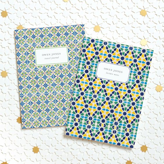 Gifts Ideas: printed personalised stationery