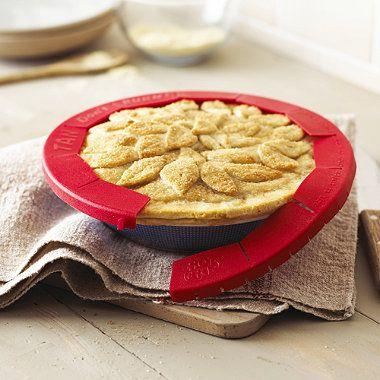 Perfect Crust Pie Shields
