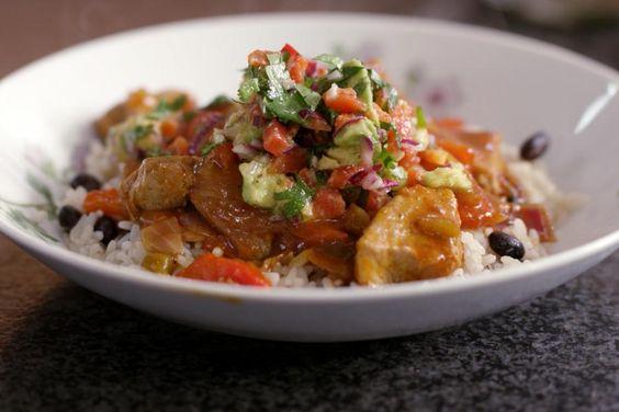 De Mexicaanse keuken is vaak een gepeperde kwestie, maar je bepaalt uiteraard…
