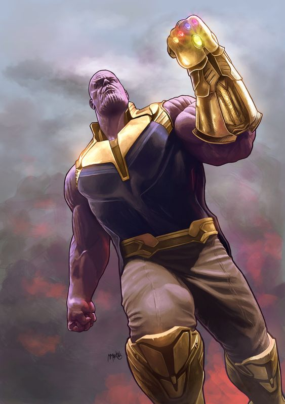 Homework : I'm playing with Thanos 1ed09028802ff25be6a6ee6a85ea32b0