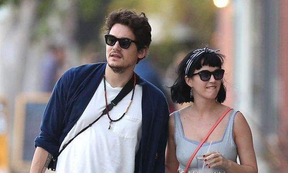 Celebrity Exes Katy Perry and John Mayer Spark Latest Celebrity Gossip By Spending Super Bowl Together #celebritycouples #breakups #celebritygossip #katyperry #johnmayer #superbowl