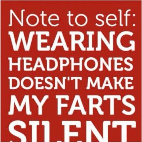 I really, really, really need to remember this at the gym!!!!!  Hahaha!