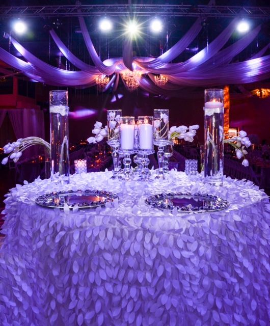 Elegant Wedding By Nashville Planner And Designer Paige Brown Designs Luxury Sweetheart Table Design