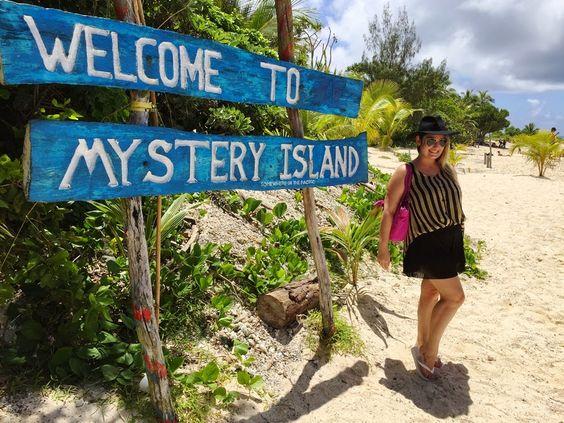 Mystery Island - Uma Ilha Perdida no Meio do Pacífico