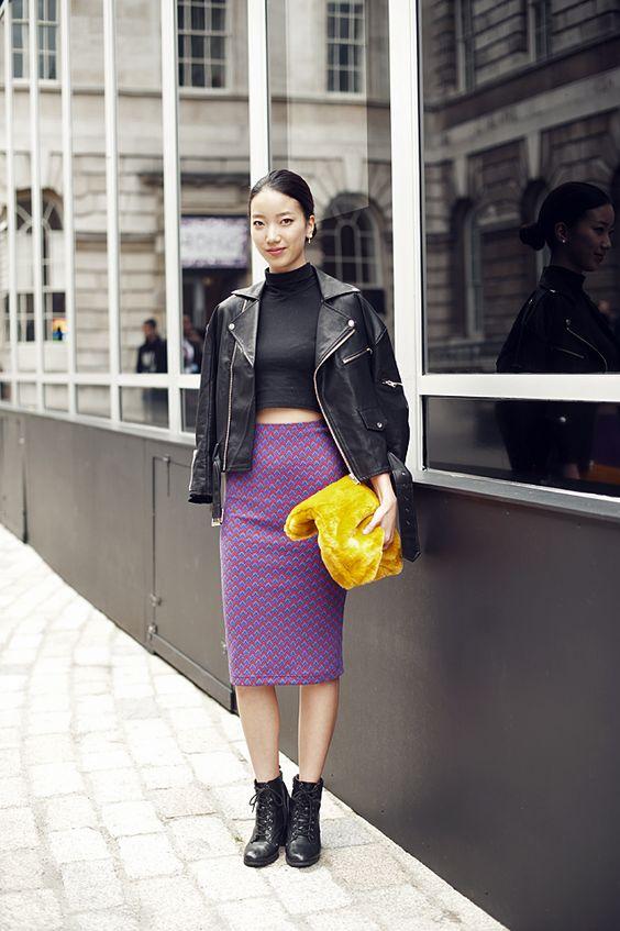 London Fashion Week // Streetstyle - Miista