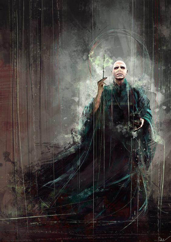 The Dark Lord by WisesnailArt