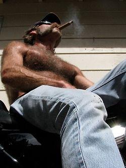 beechnutguy:  Suck on that cigar Dude….: Cigar Dude, Machoscruff, Posts, Pipes Cigars, Cigar Studs, Cigars Pipes, Cigar Lovers