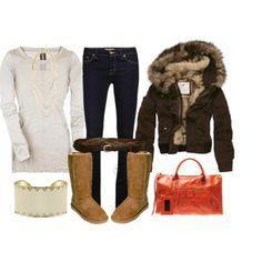 #UGG #Boots,#cheap #ugg, #fashion #ugg, #SHEEPSKIN #UGG #BOOTS, #polyvore #uggs #winter #fashion | Look around!