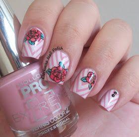 The Clockwise Nail Polish: Mollon Pro Extrême 07 Soft Pink Review