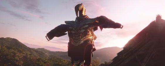 Thanos: Endgame