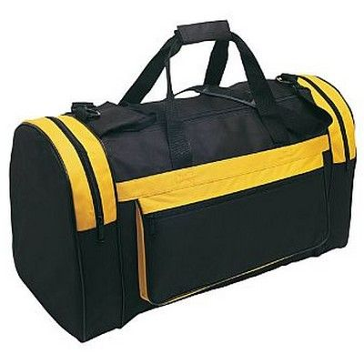 Magnum Custom Sports Bag Min 25 - Bags - Sports Bags & Duffels - DH-B2601A - Best Value Promotional items including Promotional Merchandise, Printed T shirts, Promotional Mugs, Promotional Clothing and Corporate Gifts from PROMOSXCHAGE - Melbourne, Sydney, Brisbane - Call 1800 PROMOS (776 667)