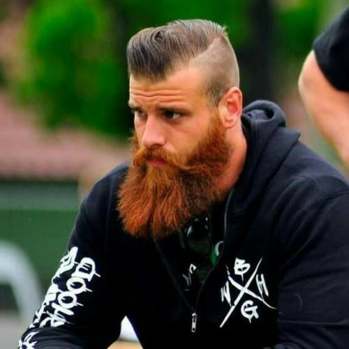 Corte Vikingo Hombre