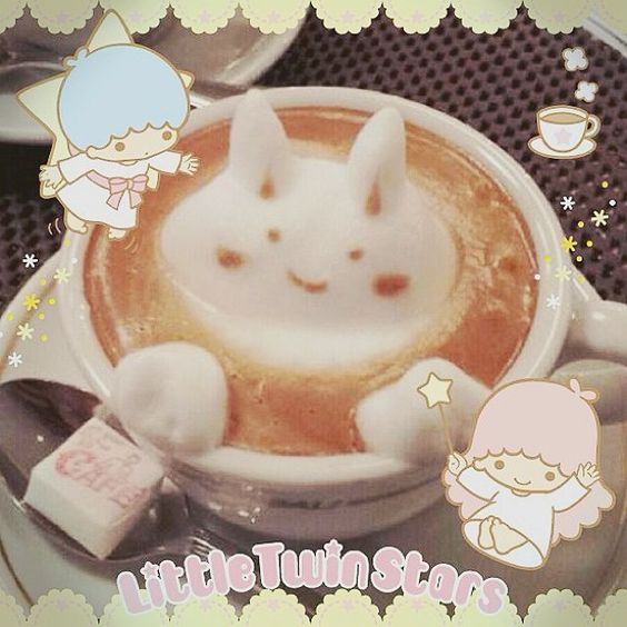 A hot drink will definitely warm you up on such a cold day♡    寒い日は温かいコーヒーで温まって、今日も一日がんばってください♡    photo taken by Tany Kitty on WhatIfCamera    http://www.wifcam.com