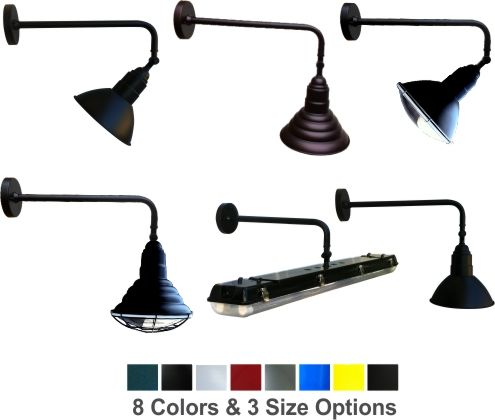 gooseneck outdoor lighting fixtures commercial sign barn awning light pinterest awning lights and commercial siu2026