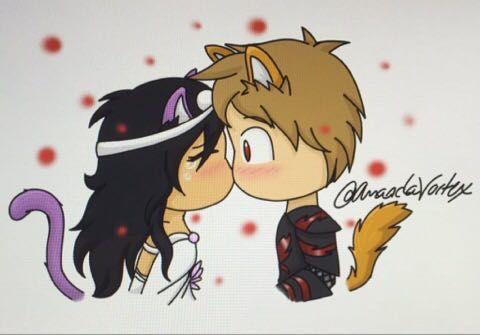 how to draw aphmau in minecraft