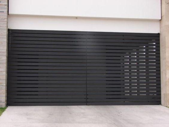 Puertas window and doors on pinterest - Puertas para garages ...