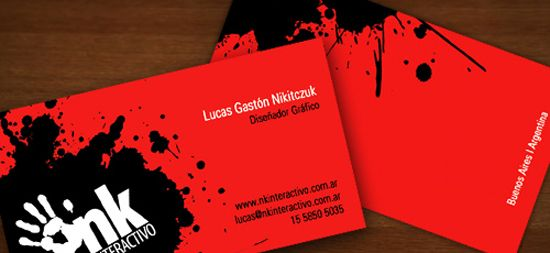 Permanent Link to Creative Business Card Designs For Inspiration: Cards Design, Creative Business Cards, Cards 09, Black Business Card, Bussines Cards, Card Designs, Business Card Design, Card Inspiration