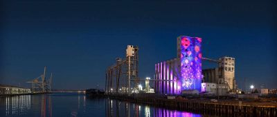 Celebrate San Francisco's citywide gallery of light art this holiday season during the festival of light celebration.