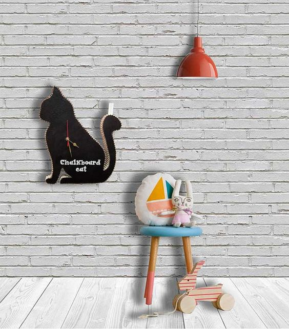 Hey, I found this really awesome Etsy listing at https://www.etsy.com/listing/242953813/omer-chalkboard-cat-birthday-day