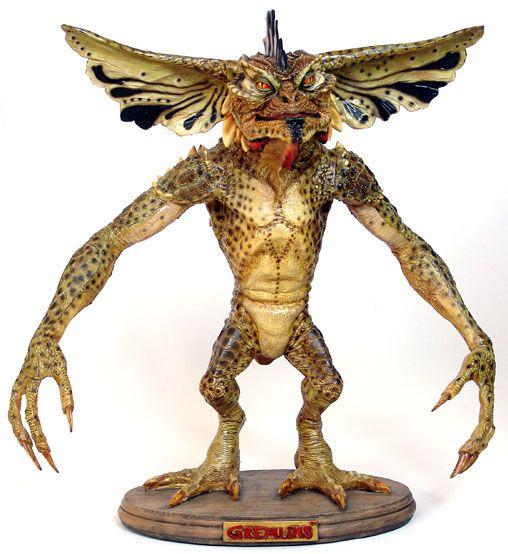 Gremlins 2  Figurine Mohawk Video Game Appearance 15cm, Figurines, Cine