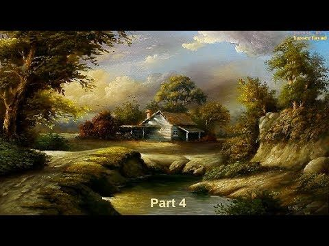 Oil Painting Landscape Step By Step Part 4 By Yasser Fayad Youtube Oil Painting Landscape Landscape Canvas Landscape Paintings