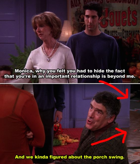 """33 Things You Never Noticed In """"Friends,"""" """"The Office,"""" And """"Parks And Rec"""""""