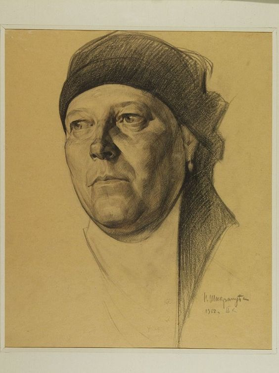 киевский художник и педагог Николай Александрович Шкарапута.