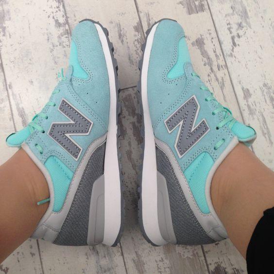 Ma new balance turquoise  #newbalance #sneakers #baskets