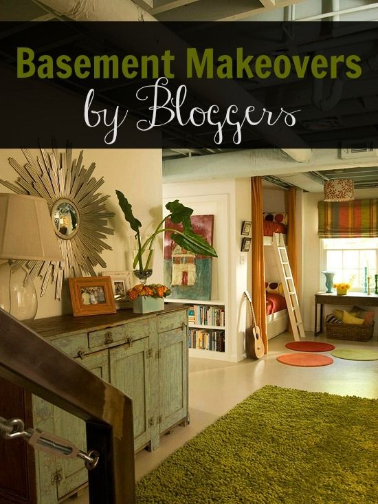 Home sweet home on a budget bloggers finish their basements sweet home basement ideas and boys - Finished basement ideas on a budget ...
