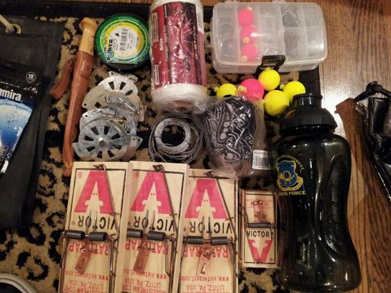 Survival Kit Bug Out Gun : Bug out vehicle hunting and trapping diy gear prepping