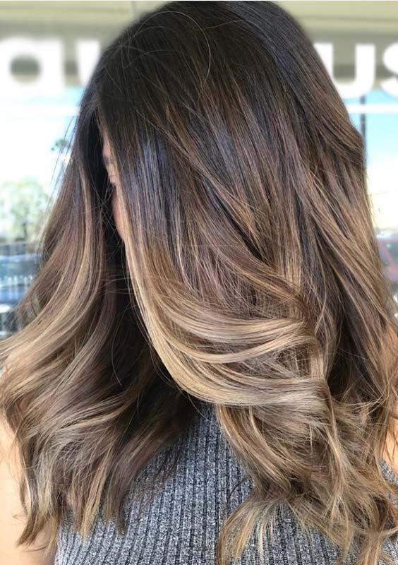 19 Best Brunette Balayage Hair Color Ideas For 2018 Balayage