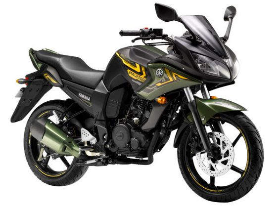 Yamaha Launches Special Edition FZ-S And Fazer - Drivespark
