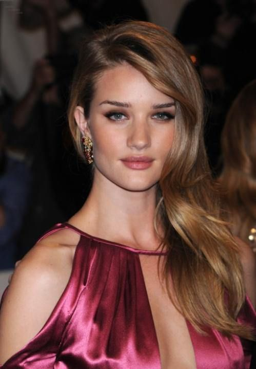 "Rosie Huntington-Whiteley: ""My career is self-indulgent. It's all about me"" (21 photos) – theBERRY"