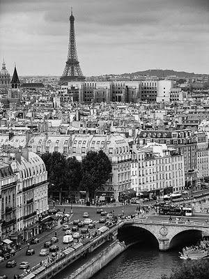 Paris obviously