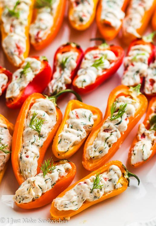 Stuffed Sweet Peppers Recipe Stuffed Sweet Peppers Stuffed Peppers Stuffed Mini Peppers