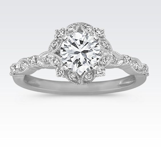This is the EXACT ring. Perfect. Simple, but amazingly detailed. Love the vintage feel!