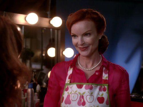 Marcia Cross ~ Desperate Housewives ~ Episode Photos ~ Season 5, Episode 1: You're Gonna Love Tomorrow #amusementphile
