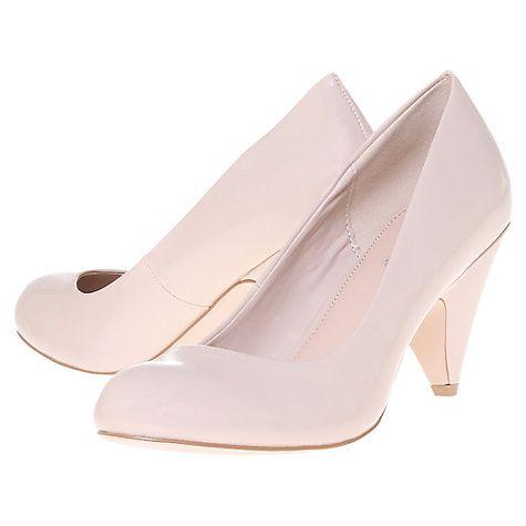 Carvela chunky heels