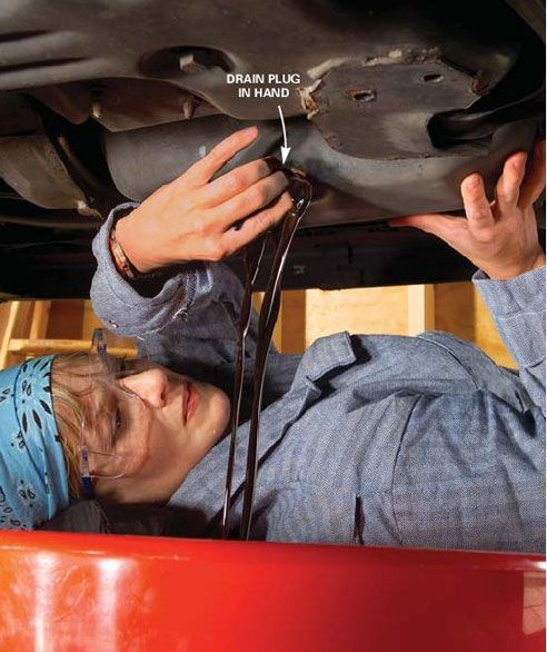 How to change the oil in your car. It's so simple, why pay a mechanic?