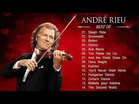 Andre Rieu Christmas Songs Andre Rieu Greatest Hits Full Album